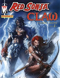 Red Sonja/Claw: The Devil's Hands