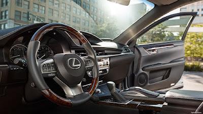 2019 Lexus ES, prix, photos et date de sortie