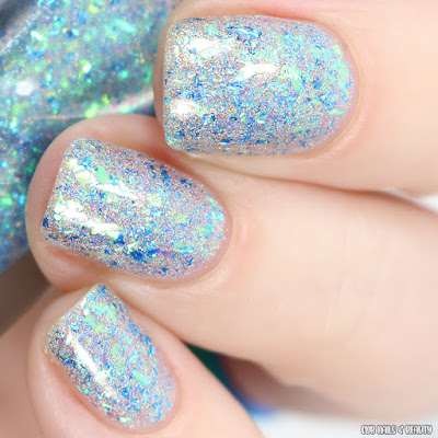 DRK Nails-I Want That Tesseract