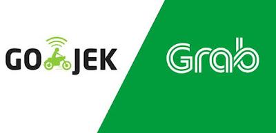 Penghasilan Gojek dan Grab Lampung