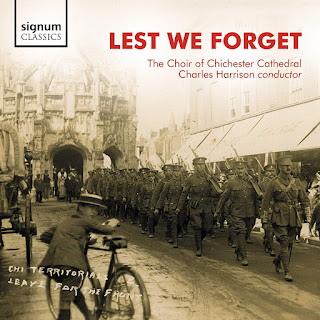 Lest We Forget - Chichester Cathedral Choir - Signum