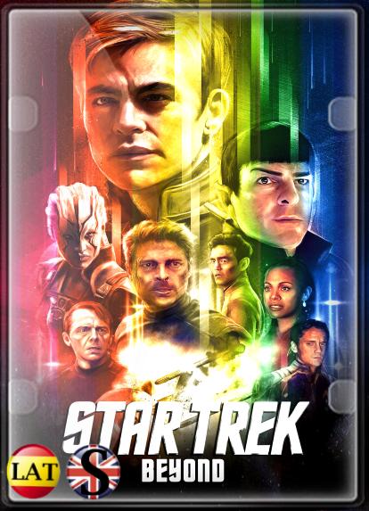 Star Trek Sin Límites (2016) HD 1080P LATINO/INGLES