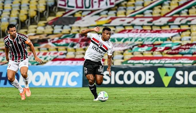 """Luan define semifinal entre São Paulo e Grêmio: """"É o jogo mais importante do ano pra gente"""""""