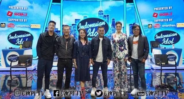 Ini Dia 15 Besar Peserta Indonesian Idol Yang Lolos Ke Final Showcase