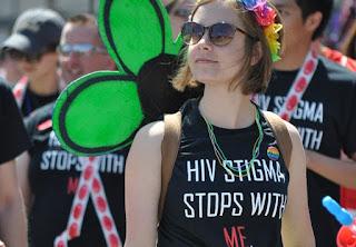 Breaking News Jauhi Penyakit HIV/AIDS, Bukan Para Pengidapnya