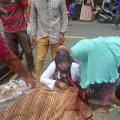 Tergilas Truk Tronton di Langsa, Pelajar Aceh Tamiang Meninggal di Lokasi Kejadian