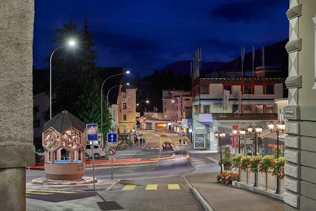 Signify ajuda a cidade de Davos a realizar o seu próprio Green Deal através da atualização para LED