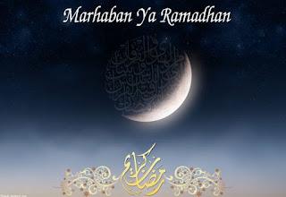 Gambar Ucapan Ramadhan Selamat Menunaikan Ibadah Puasa Ramadan 1438H Tahun 2017