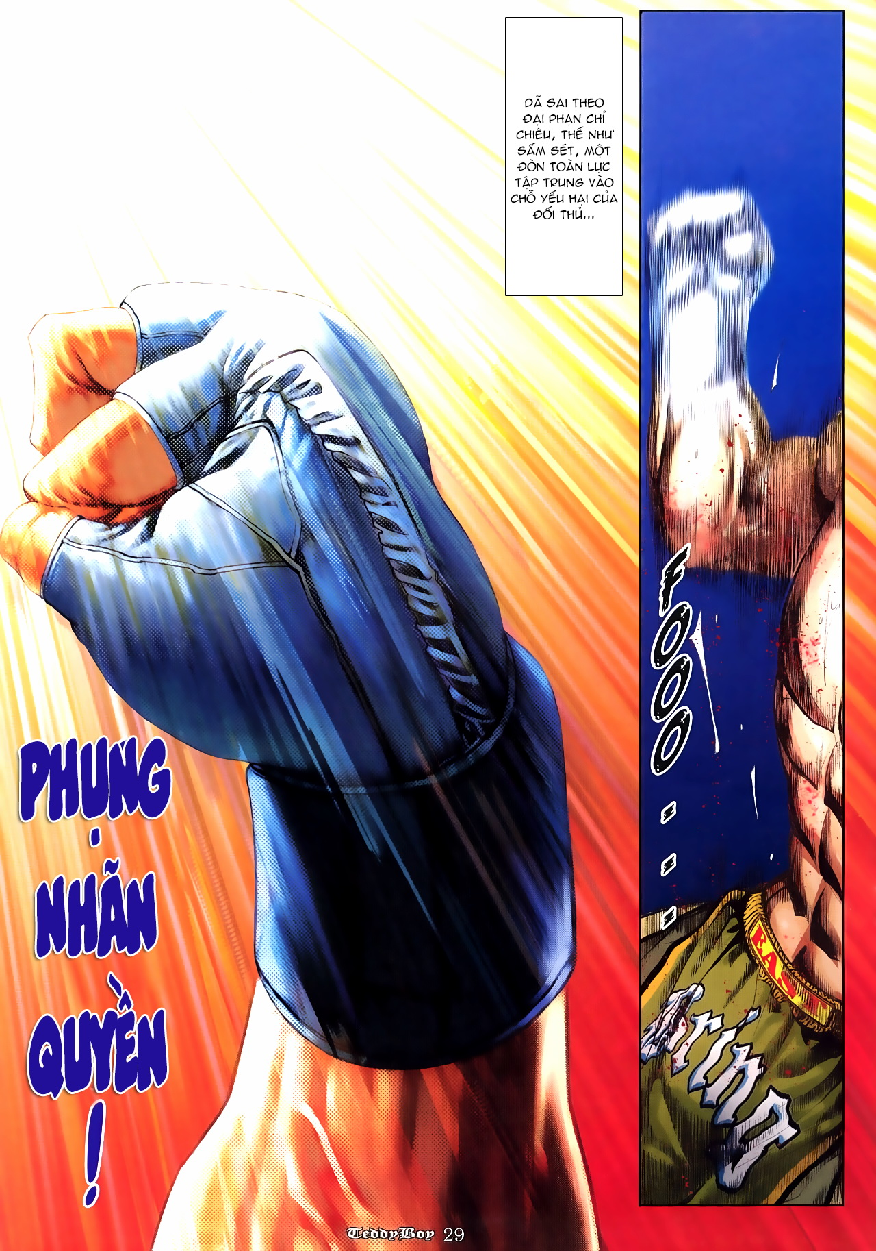 Người Trong Giang Hồ Chap 972 - Truyen.Chap.VN