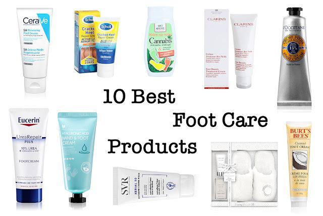10 Best Foot Creams Notino