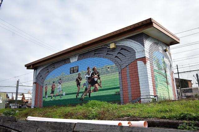 Arncliffe Street Art