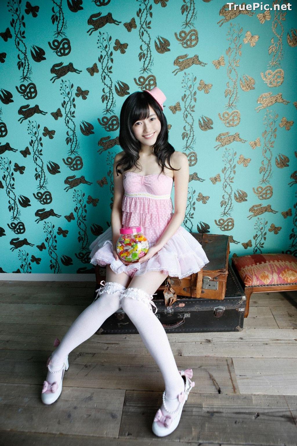 Image [YS Web] Vol.531 - Japanese Idol Girl Group (AKB48) - Mayu Watanabe - TruePic.net - Picture-1
