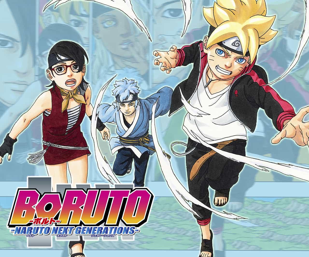 Daftar Chapter Boruto: Naruto Next Generation