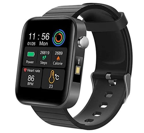 Aluogen Health and fitness smart watch with thermomete