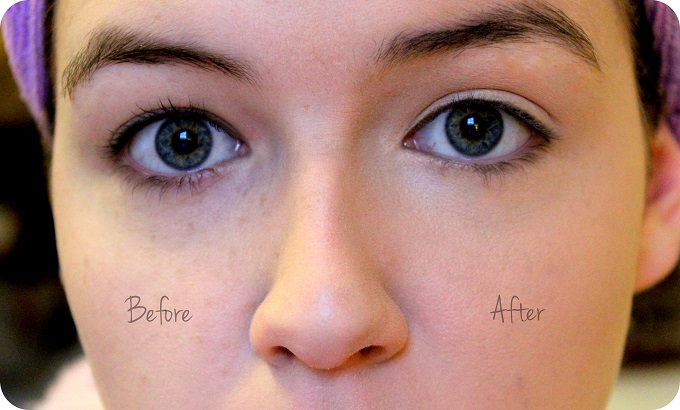 mac pro longwear concealer review under eye