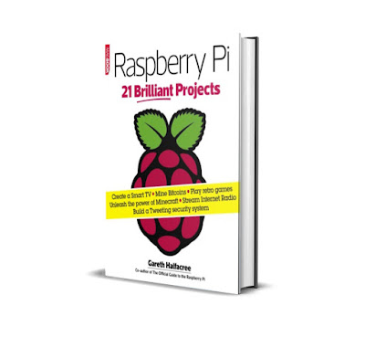 FREE E-BOOK Raspberry Pi 21 Brilliant Projects
