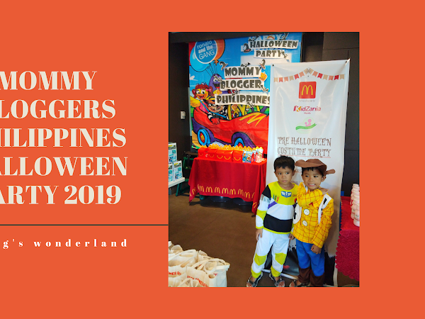 Mommy Bloggers Philippines Halloween Party 2019