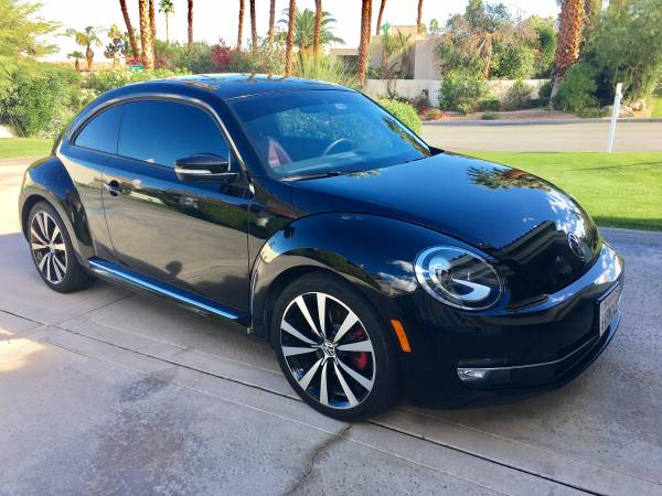 2012 Fender Volkswagen Beetle Turbo