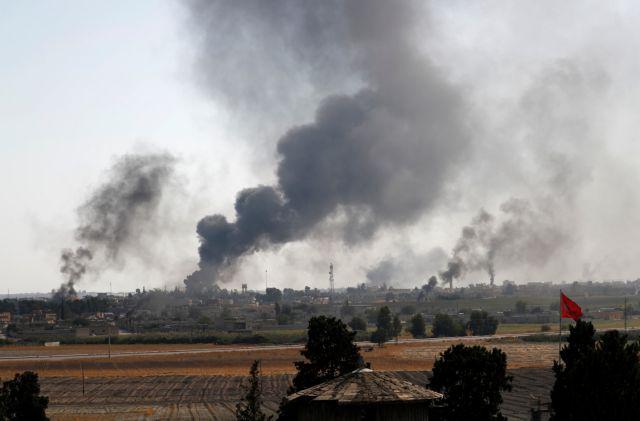 Ο πόλεμος στη Συρία, η τουρκική εισβολή και οι διαρκείς παλινωδίες της «Δύσης»