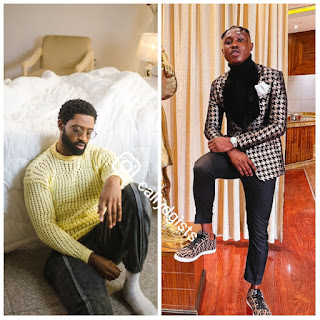 """""""I Dream Of Doing A Song With Zlatan Alot"""" - Ric Hassani"""