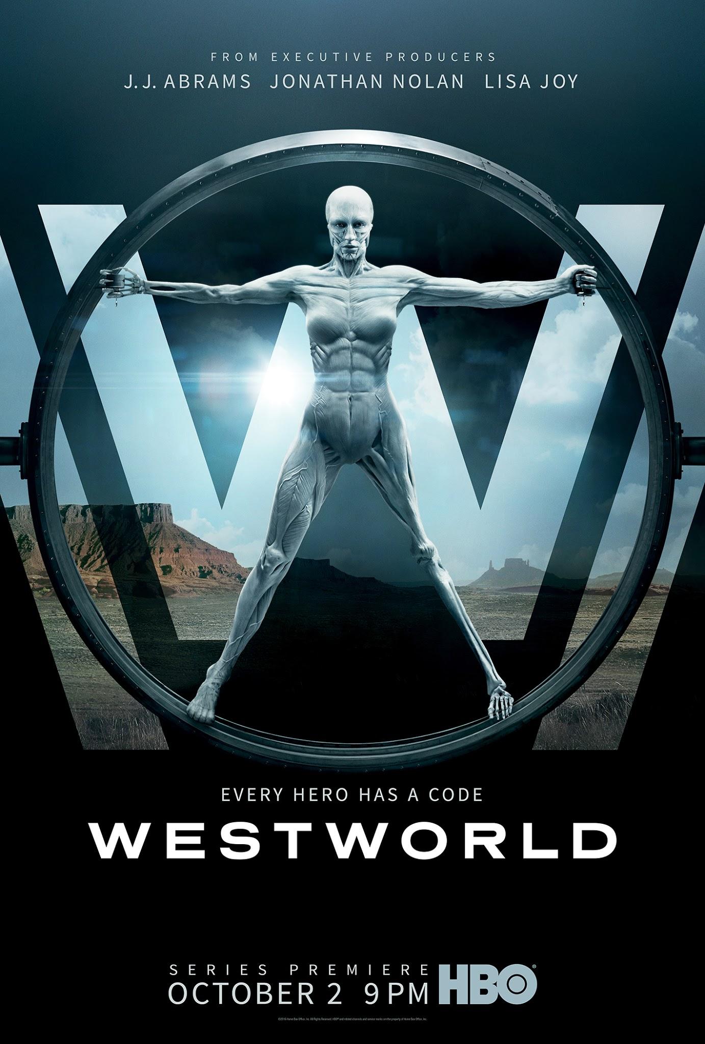 westworld serial HBO recenzja nolan abrams