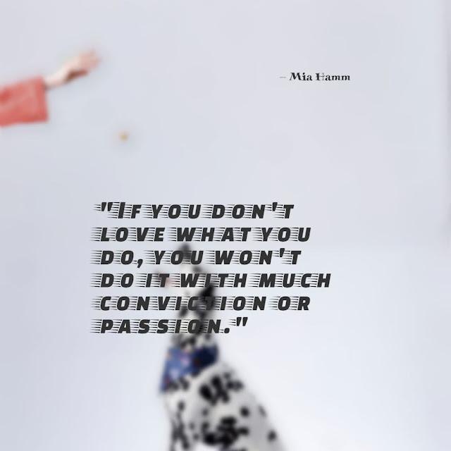 Motivational quotes about passion