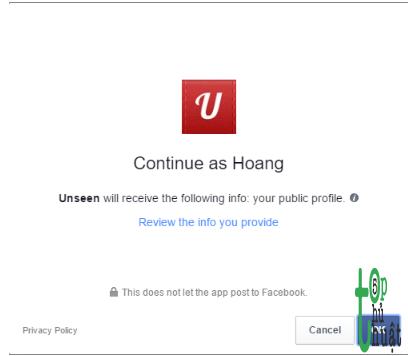 2 cách tắt chế độ đã xem tin nhắn trên Facebook