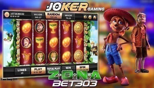 Slot Online Joker123 Terbaru Dan Terlengkap