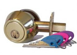 Bilock Single Cylinder Deadbolt