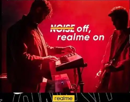 The new smart audio series will be available soon Realme's Noise Off Music