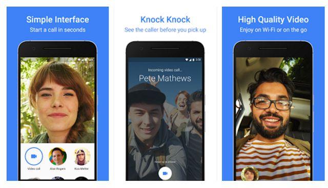 Google duo : Fitur Keren Video Call Yang Harus Kamu Ketahui