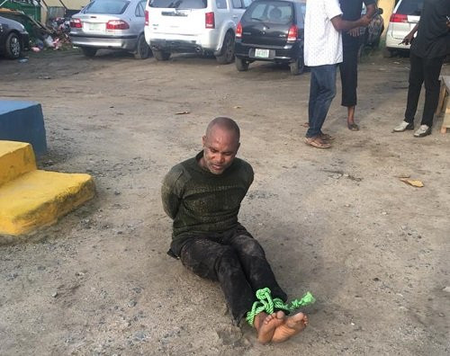 Police officer opens fire and Killed his colleagues in Lagos