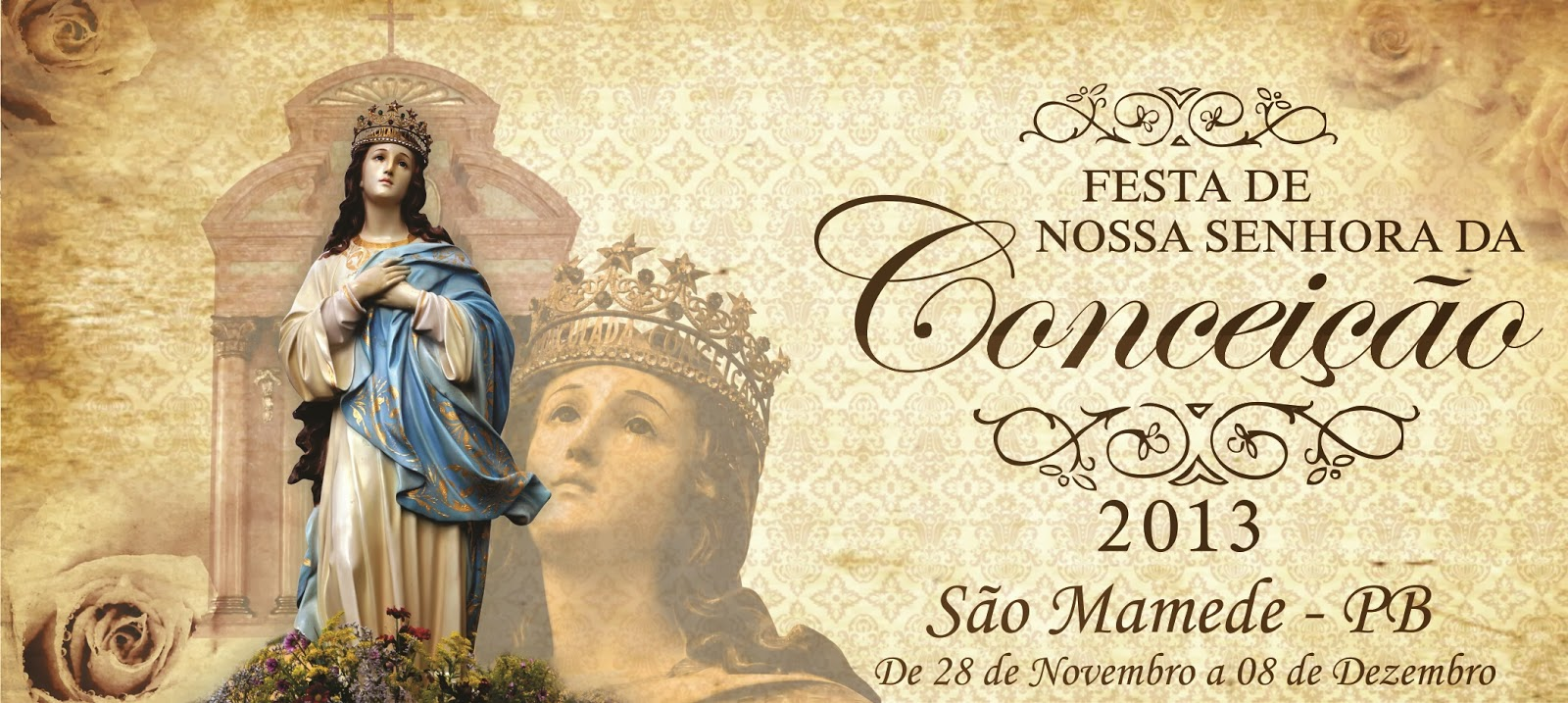 Icatolica Com Nossa Senhora Da Conceição Aparecida: Paróquia De N. S. Da Conceição: FESTA DE NOSSA SENHORA DA