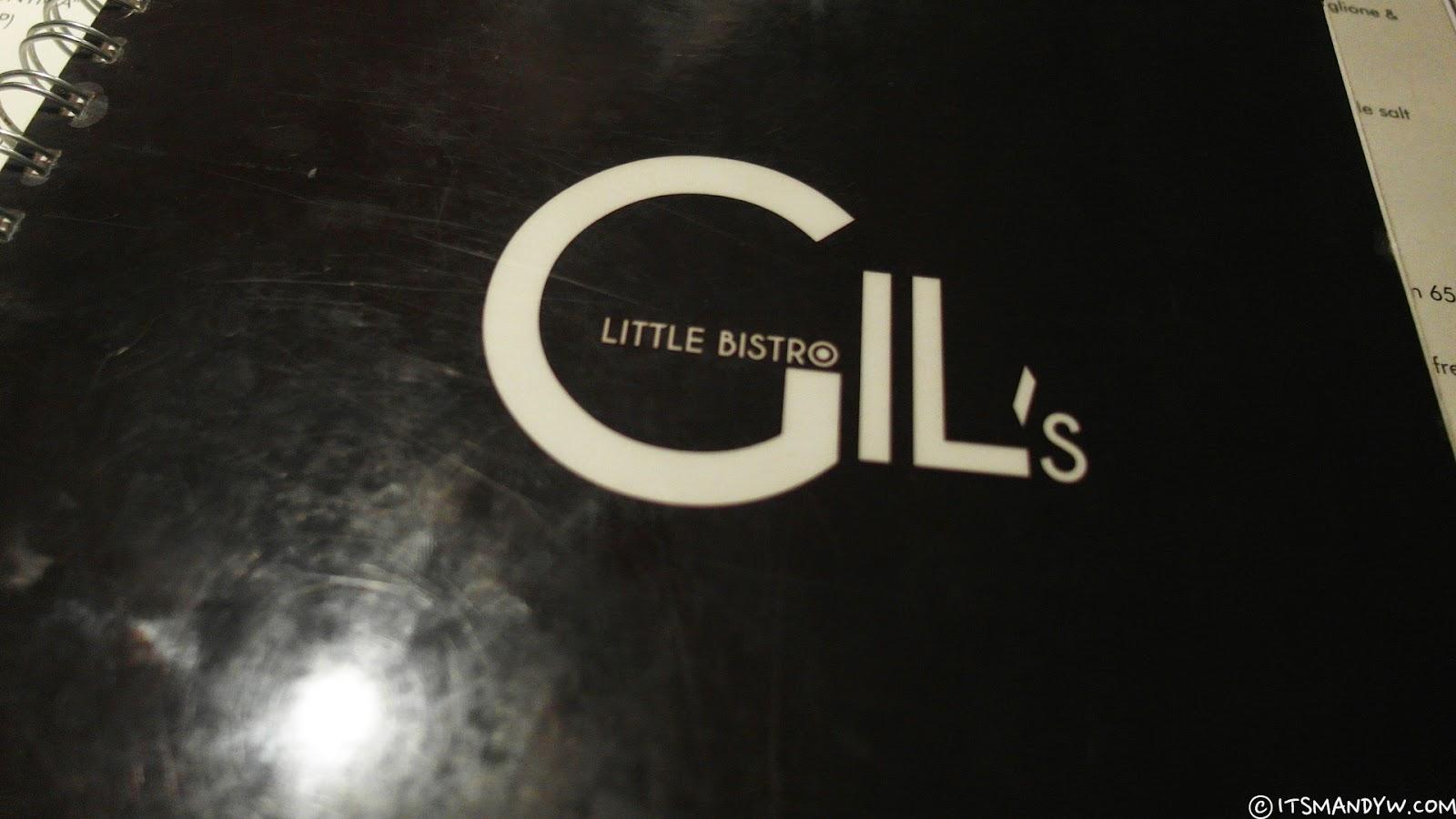 Gil's Little Bistro