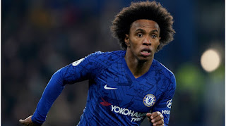We will not be happy if Willian leaves Chelsea: Rudiger