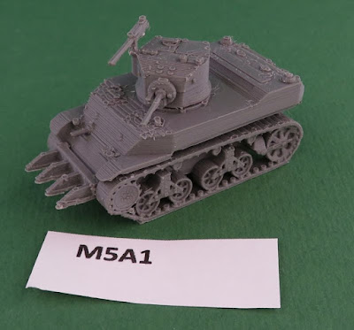 Stuart Tank picture 9
