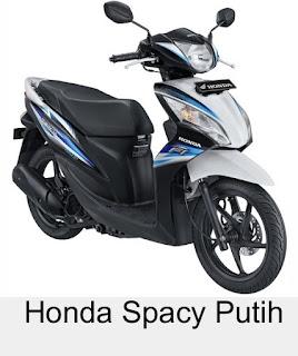 Sepeda Motor Spacy 3