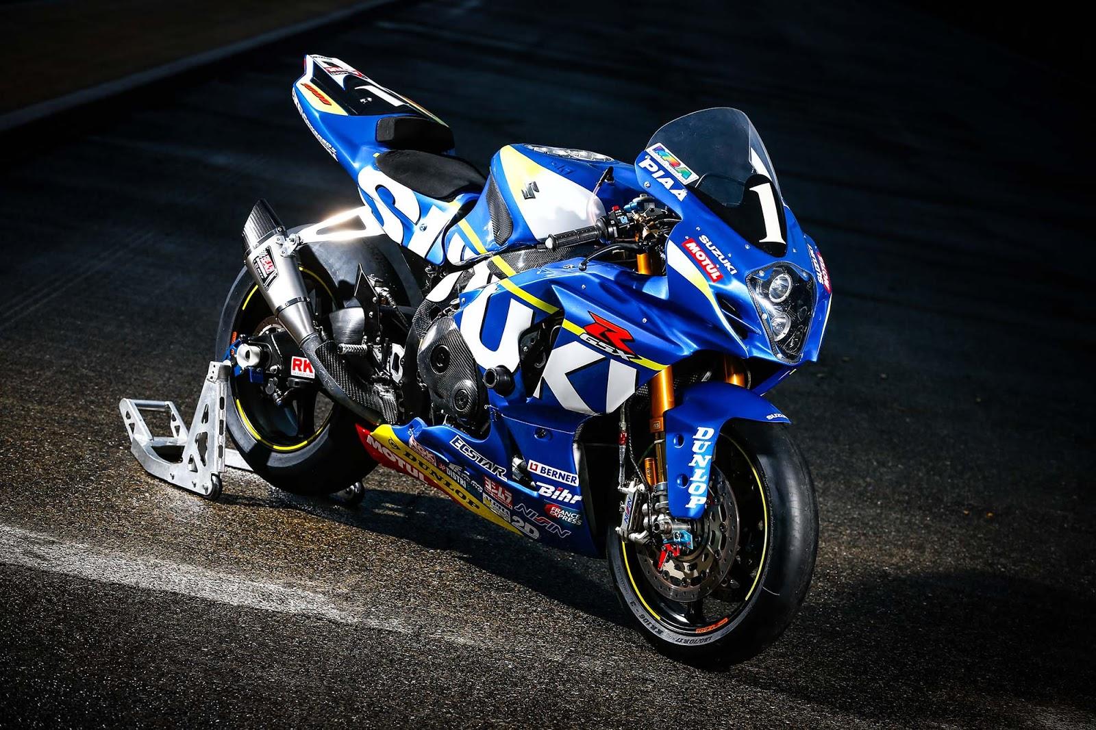 Racing Cafè Suzuki GSXR 1000 Team SERT 2016