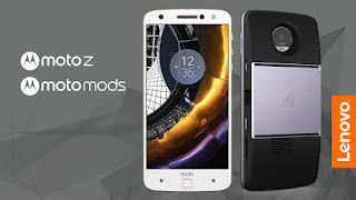 Moto Z Motorola a Lenovo telefonja