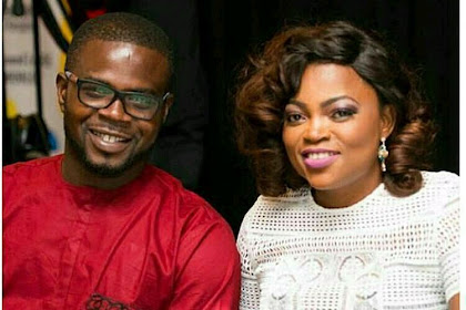 Funke Akindele's Hubby,JJC  Set To Release First Movie Production Featuring His Wife