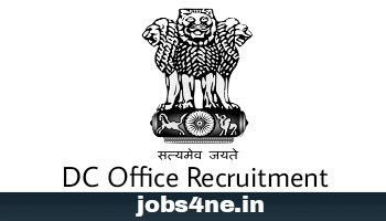 DC Office Darrang Recruitment 2017 For Block Level Facilitator Posts.