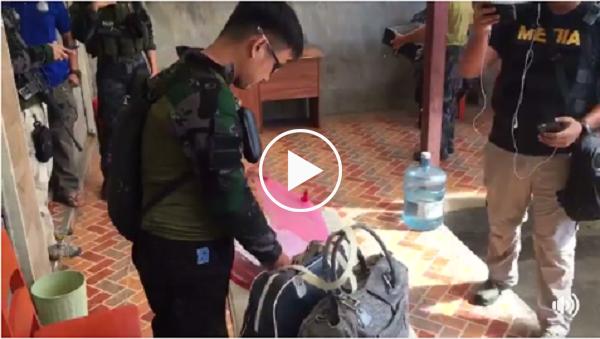 Watch   Limang kilong shabu narecover sa kuta ng Maute, Supplier at Financier tukoy na.