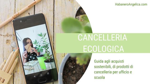 cancelleria ecologica