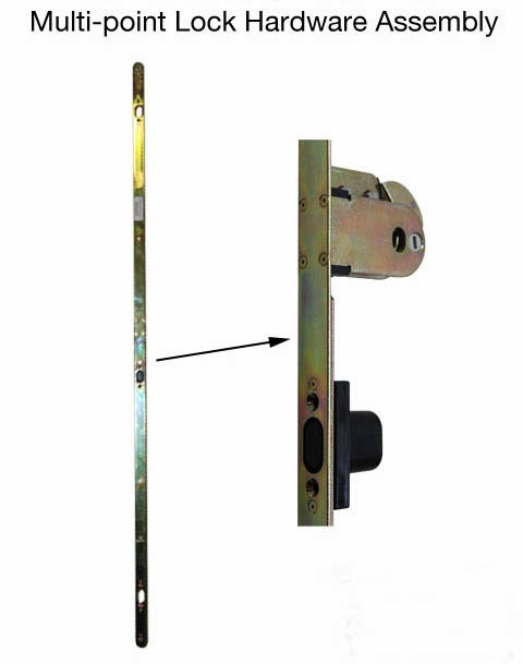 Sliding Patio Doors Multi Point Locks
