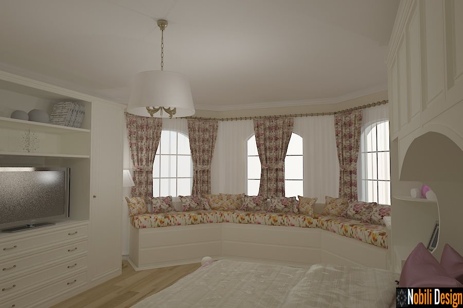 Design interior dormitor casa - Bucuresti