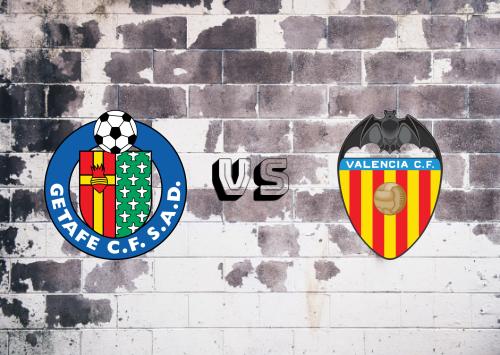 Getafe vs Valencia  Resumen
