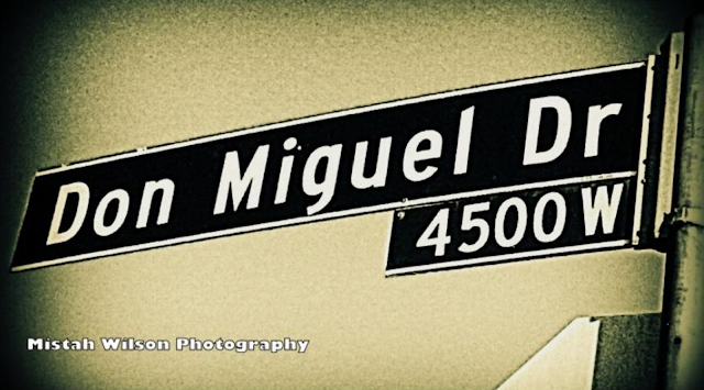 Don Miguel Drive, Los Angeles, California by Mistah Wilson