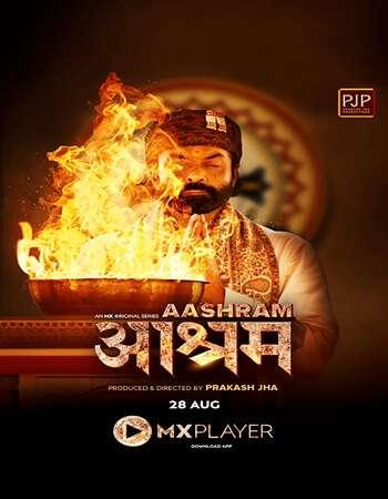 Aashram (2020) Season 01 All Episodes Hindi HDRip [Complete] – 720p