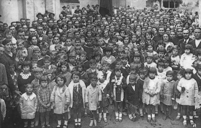 Capdelera, 1r de Maig de 1932