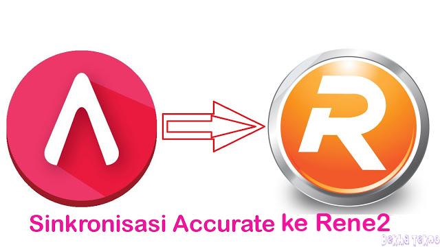 Cara menambah database Accurate ke Rene